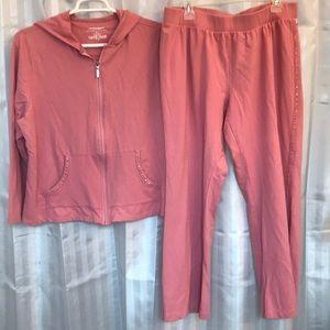 Venezia Sport Woman's casual zip up jacket and